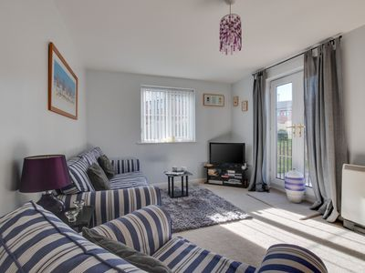 Photo for West Cliff Apartment - Two Bedroom Apartment, Sleeps 4