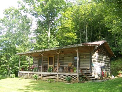1 Bedroom cabin in the beautiful mountains of Blowing Rock, NC.
