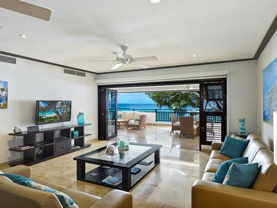 Photo for Luxury Condo on Beach - Coral Cove 7