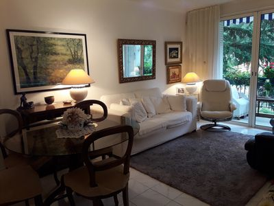 Photo for 3 rooms in Cannes, two steps from the beach, walk