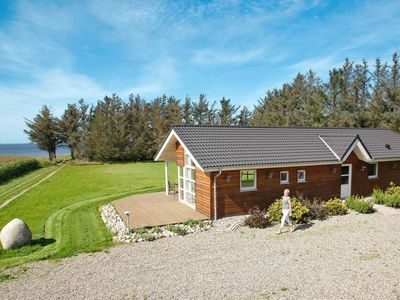 Photo for Vacation home Knud Strand/Limfjorden in Spøttrup - 8 persons, 3 bedrooms