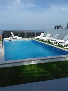 Photo for Two bedroom apartment with use of shared pool