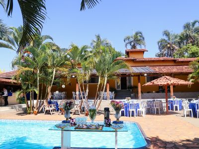 Photo for Beautiful Finca with pleasure, good location, worth checking out!