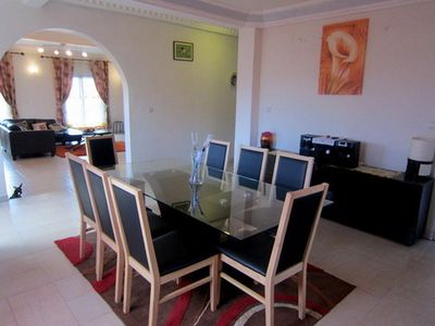 Photo for Yaounde: Residence Marialex high stanting apartments (TROPICANA / Mvan)