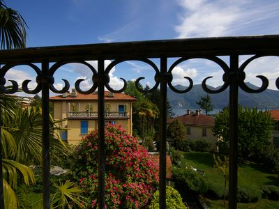 Photo for Rustic modern apartment with atmosphere at Lago Maggiore