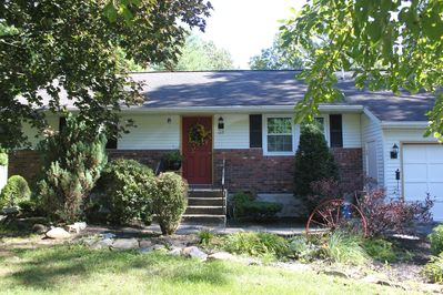 Charming Saratoga Home centrally located