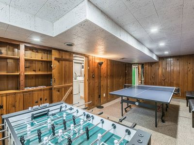 Photo for Enchanting historic townhouse with game room