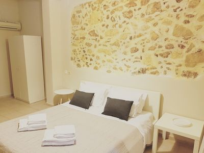 Photo for Standard Apartment In Chania Old Port, A/C, WiFi