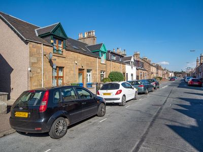 Photo for Quite location with on site parking and free Wi-Fi, 2 minutes walk from the city centre