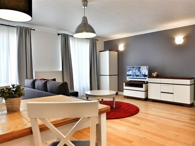 Photo for Top Spot Residence 11 apartment in Brussels Centre with WiFi & lift.