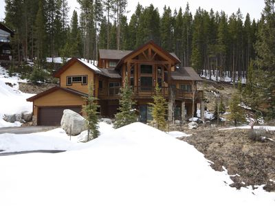 Photo for Secluded mountain home, rest assured with new booking policies and rates!