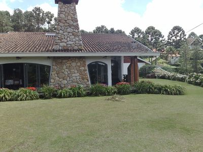 Photo for 4BR Chateau / Country House Vacation Rental in Campos do Jordão, Sao Paulo