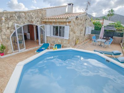 Photo for 3BR Chalet Vacation Rental in Alcúdia, PM