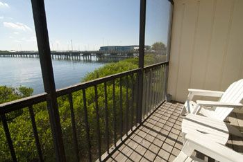 Photo for Gulf Watch 115 - Condo 2 Bedroom / 2 Bath Gulf to Bay access, maximum occupancy of 4 people.