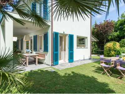 Photo for Monti di Luna, Quiet & Exquisite Villa in the heart of Forte dei Marmi, Tuscany