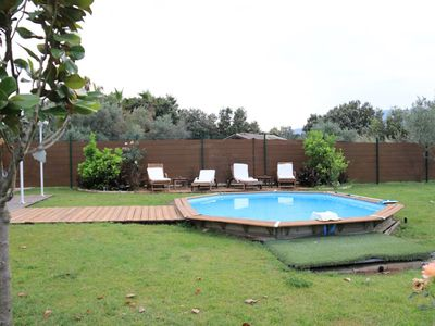 Photo for Small small house with pool - Peymeinade - 4 people