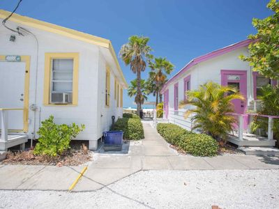 Photo for Private Cottage On Treasure Island Beach!