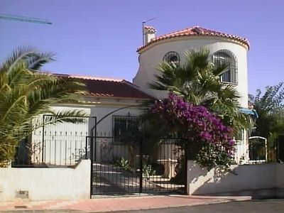 Photo for Large 3 bedroom detached Villa with private pool and A/C
