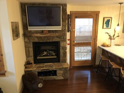 Photo for Remodeled Cozy and Comfortable Condo at Nortstar with great view and Ski in/out