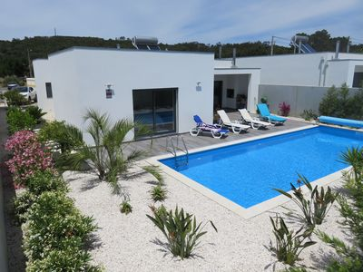 Photo for Newly built villa located in Foz do Arelho on the Silver Coast of Portugal