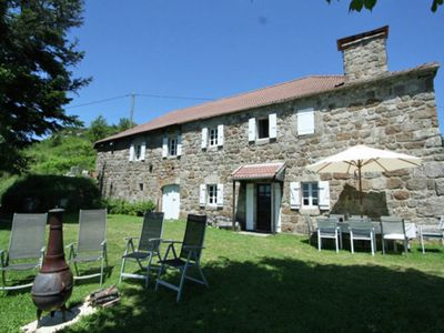 Photo for Restored farmhouse with lovely private pool and great view on surrounding
