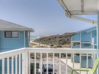 Photo for Amazing views right on the Ocean! Pool and beach access as close to Fort Fisher as you can get!