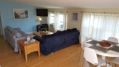 Photo for Cozy 2nd Fl Unit of Duplex in Beach Haven