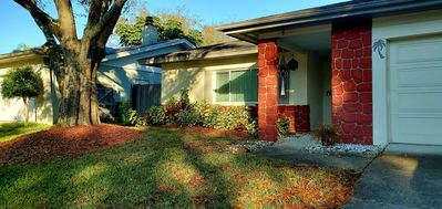 Photo for Cozy house located at the heart of Palm Harbor with quick access to beaches