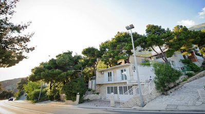 Photo for One bedroom apartment with balcony and sea view Medići (Omiš)