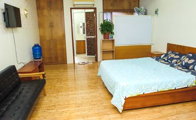 Photo for Spacious serviced apartment on Le Van Sy center District 3 Downtown