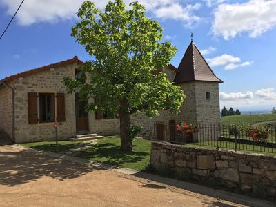 Photo for House in the heart of vineyards on a vineyard, Le Domaine de la Paroisse