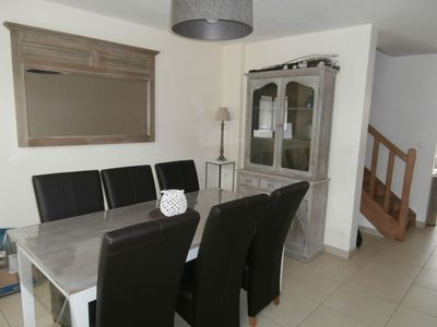 Photo for Cottage at Crotoy, 4 * for 6 people 'les Onagres 1' at 50 m from the beach