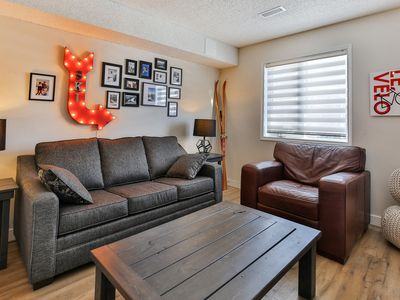 Photo for Spectacular Canmore Townhouse - Fully Renovated!