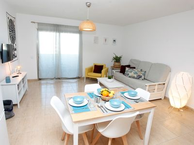 Photo for Vistamar Apartment-250 meters from the sea-Free Wifi