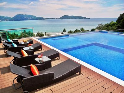 Photo for 1bedroom apartment overlooking PatongBay