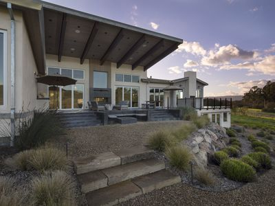 Photo for Carneros private vineyard estate with professional chef, daily housekeeping.