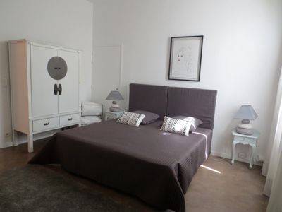 Photo for 4-room apartment located 5 minutes from La Croisette and the Palais des congrès