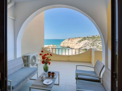 Photo for Apartment Luxury Sea view Apartment  in Carvoeiro, Algarve - 4 persons, 2 bedrooms