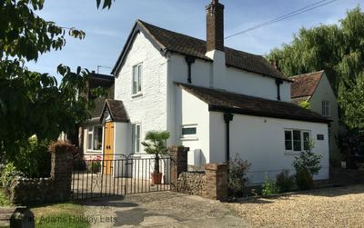 Photo for Springwell , West Wittering -  a cottage that sleeps 4 guests  in 2 bedrooms