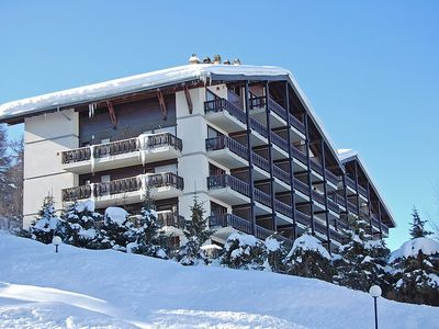 Photo for Apartment in the center of Nendaz with Internet, Pool, Lift, Parking (42351)