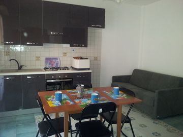 new apartment 200 meters from the beach in Lido di Alghero