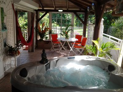 Photo for 1BR Lodge Vacation Rental in Lamentin, Martinique