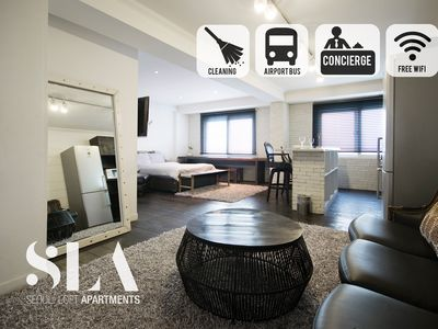 ★SLA★04.Central Classic Loft(Monthly Discount/DDP)