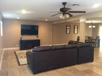 Photo for Large 4 bedroom 2 bath home with pool minutes from Old town Scottsdale.