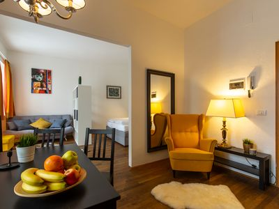 Photo for Wonderful apartment for 2 persons