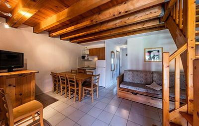 Photo for Residence Les 3 Vallées *** - 3 Rooms Duplex 8 People