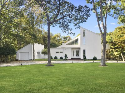 Photo for Newly Renovated Hamptons Getaway, Just Steps from the Beach