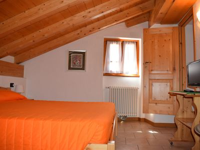 Photo for Italo-Swiss App 8 - two-room apartment 4 bed place
