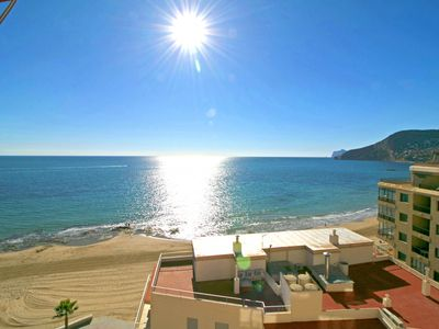 Photo for One bedroom Apartment, sleeps 3 in Calpe