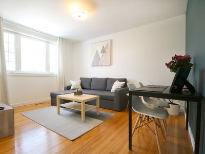 Photo for Cozy Wolseley Apt ★ Central & Newly Renovated